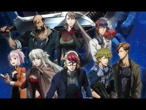 Juushinki Pandora, la Bande annonce de l'anime