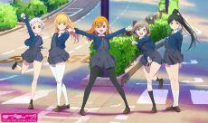 Love Live! Nijigasaki Gakuen School idol Club, l'anime présente sa promotion vidéo