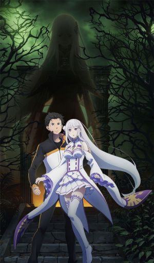 LA saison 2 de Re:Zero arrive en Avril 2020